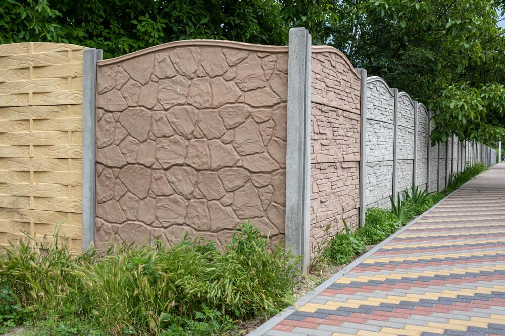 Betónové ploty okres Dunajská Streda