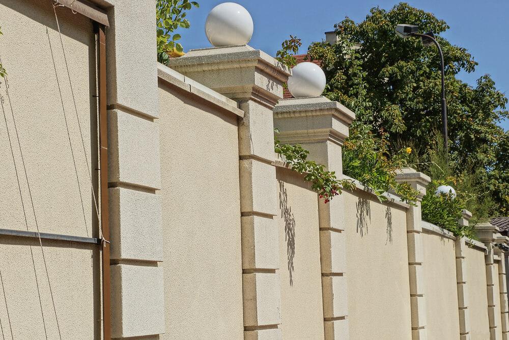 Betónové ploty Šurany