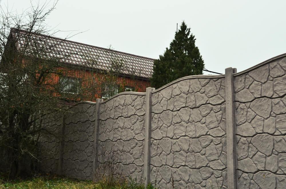 Betónové ploty Veľký Biel