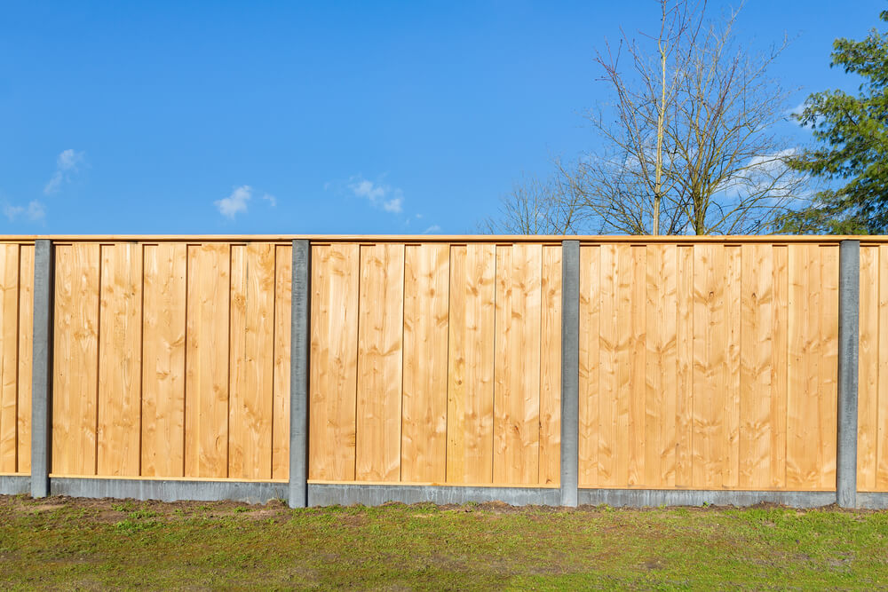 Betónový plot imitácia dreva na kľúč Bratislava iPloty