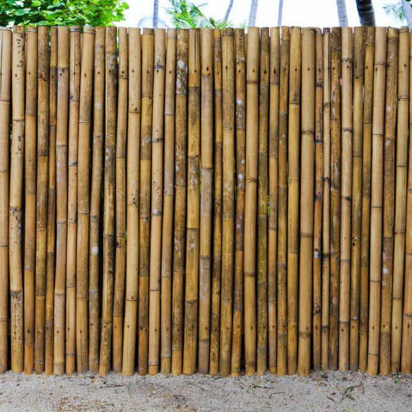 Bambusový plot na kľúč iPloty