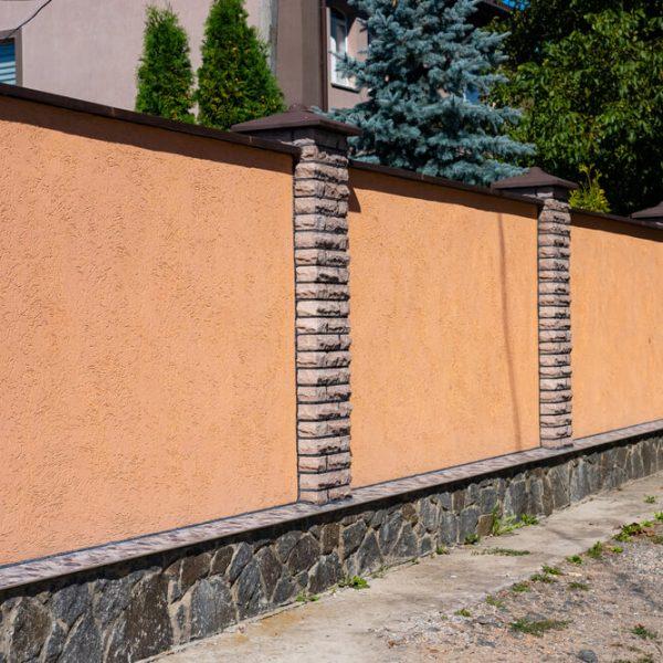 Betónové ploty a brány Bratislava