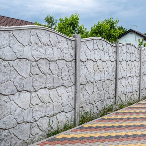 Betónové ploty Nové Zámky
