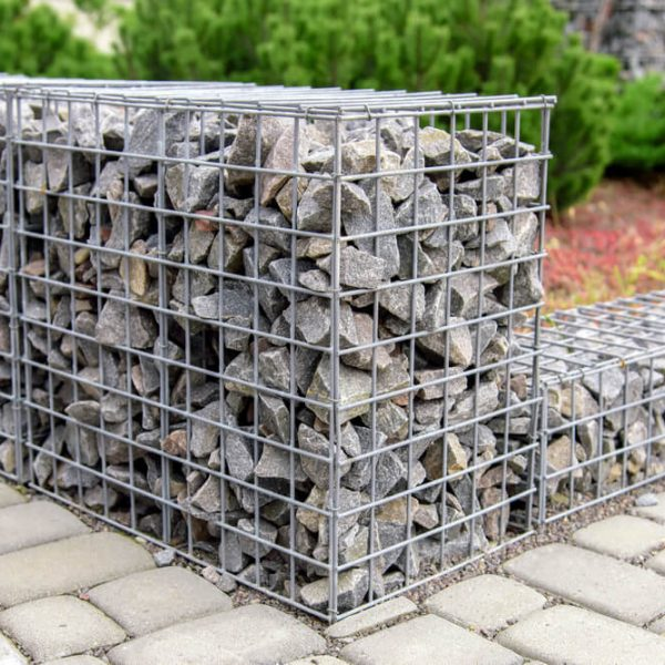 Kamenný plot gabión na kľúč Bratislava iPloty