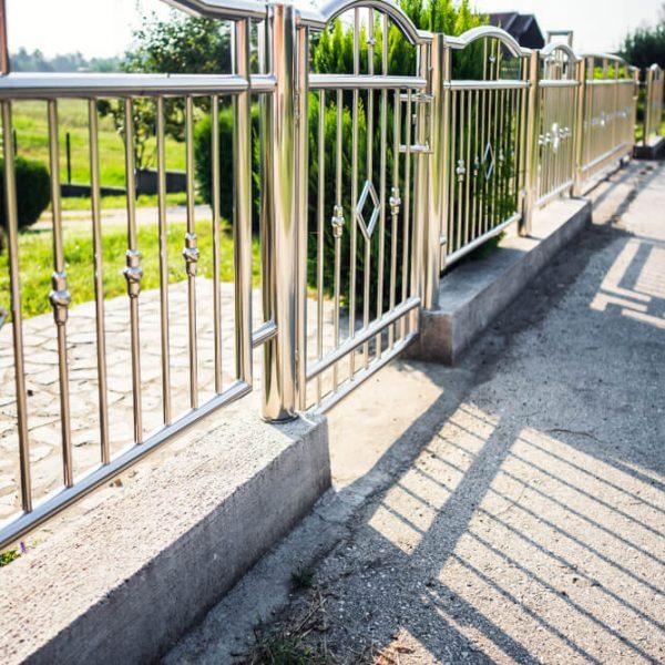 Nerezové ploty na kľúč Bratislava