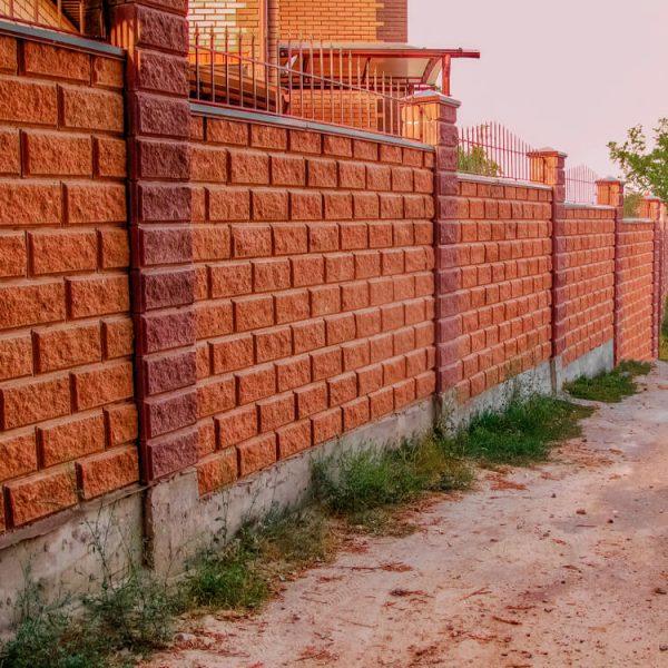 Plot z okrasných tvárnic Bratislava
