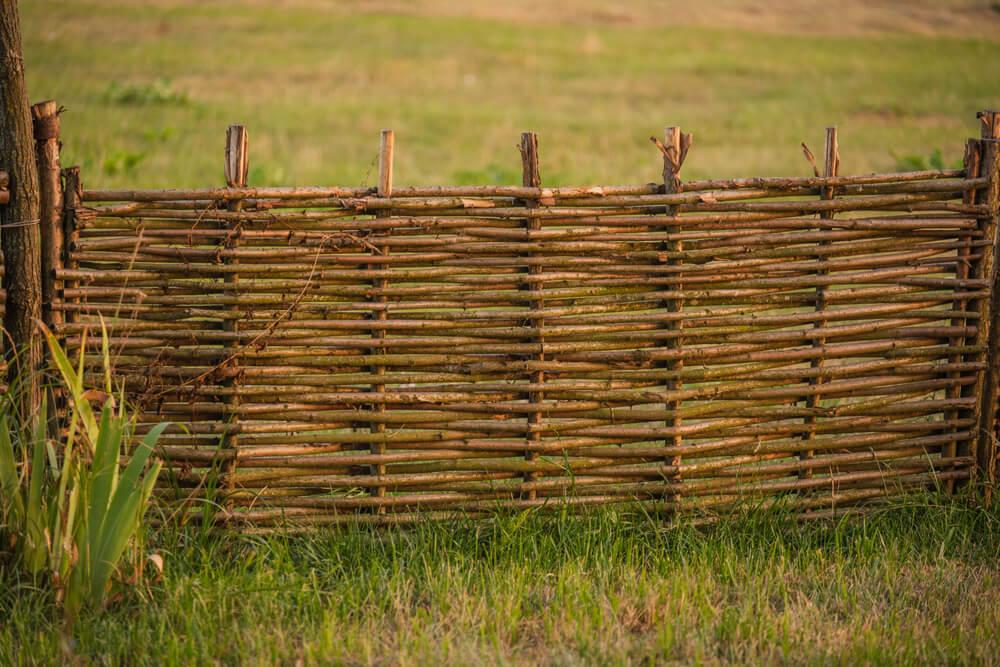 Prútený plot na kľúč Bratislava