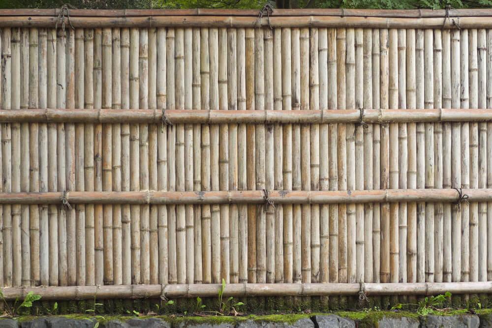 Umelý bambusový plot na kľúč iPloty
